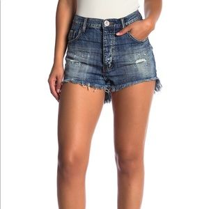 One Teaspoon Outlaw Shorts